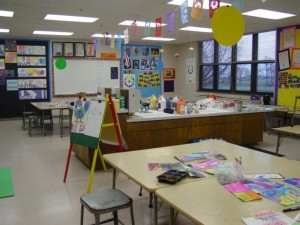 Ball Art Room