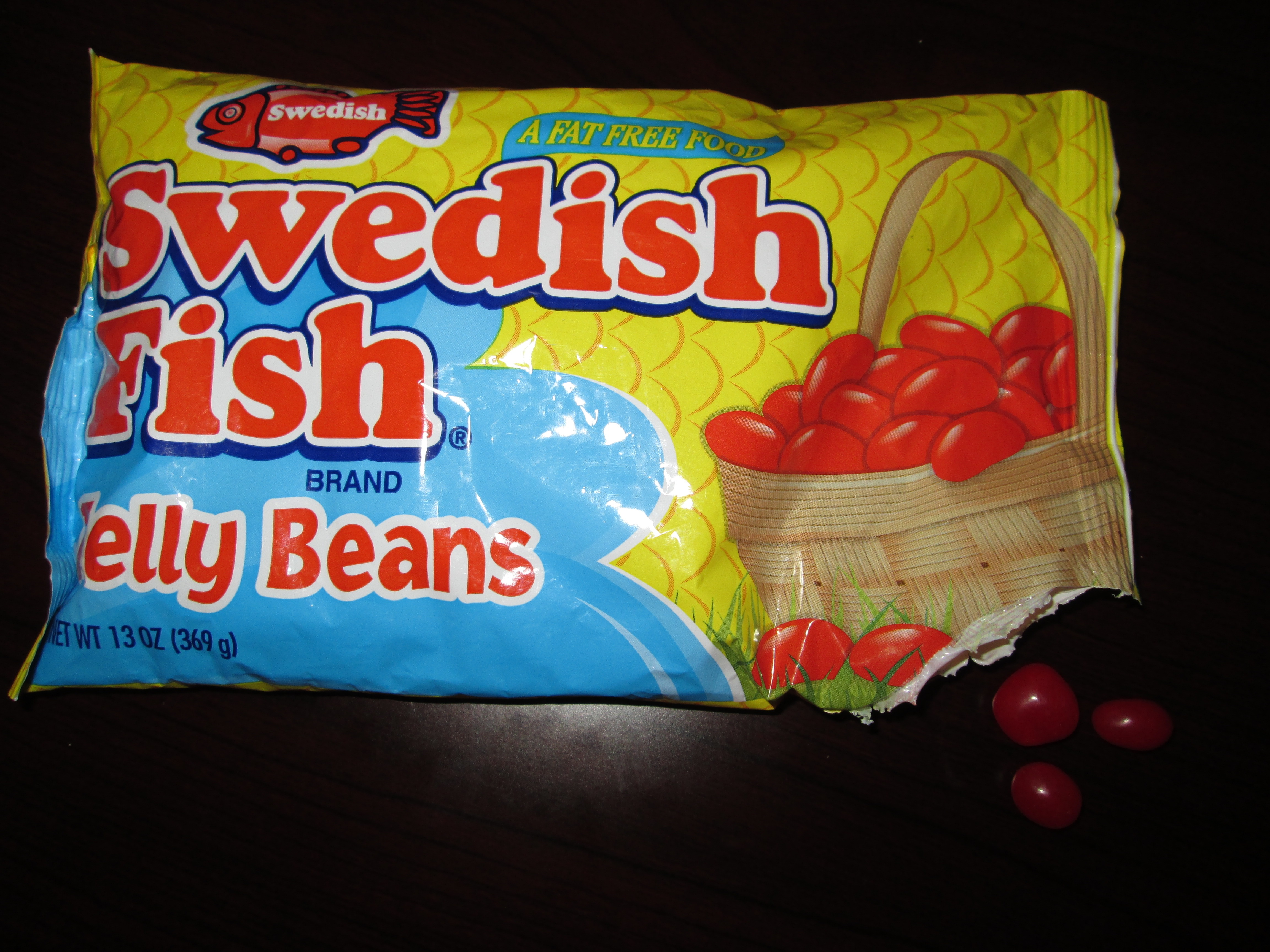 Image gallery jelly bean companies for What is swedish fish